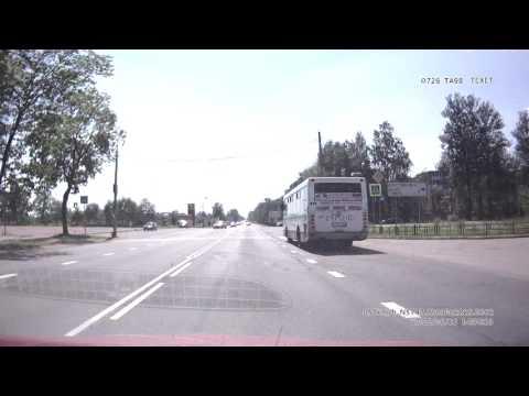 Авария во Пскове