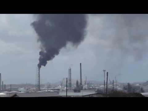 Isla refinery Curacao july 7th 2013