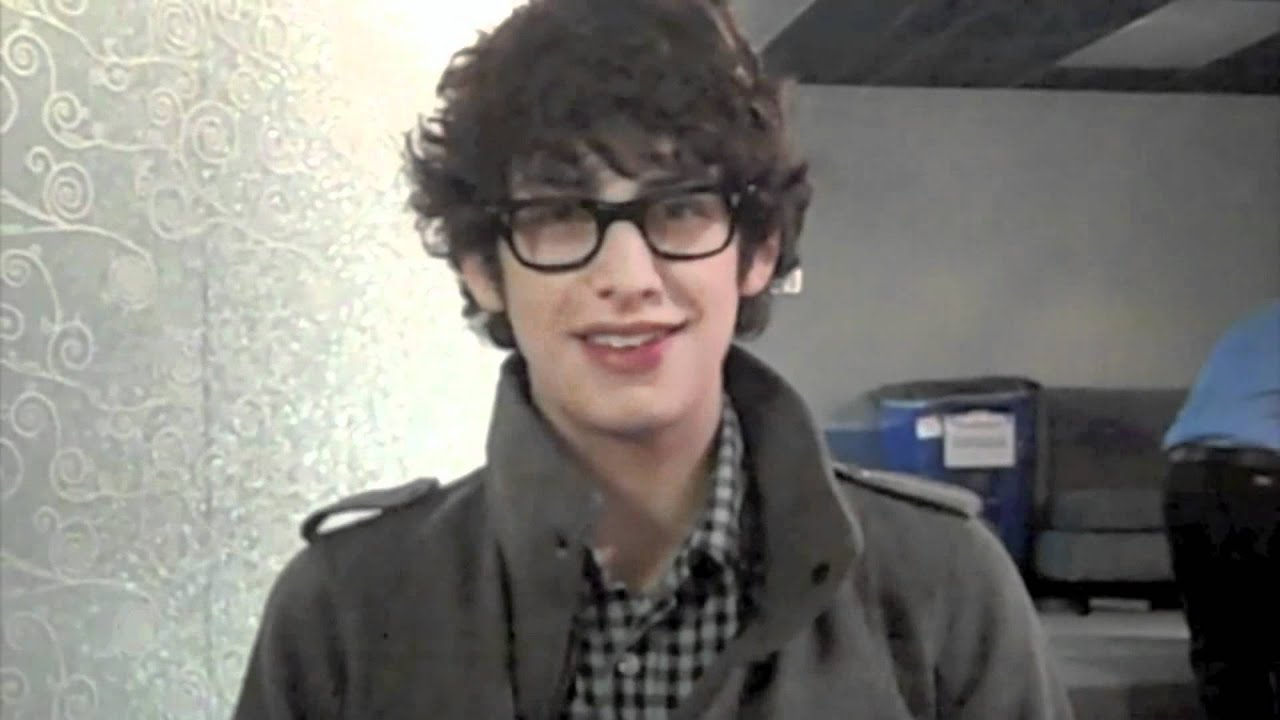 Matt Bennett Loses His Cool