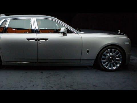 Rolls-Royce unveils new Phantom