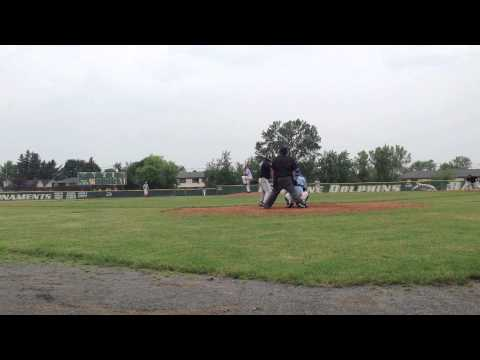 Salt Cats top the Geneva Twins by a final score of 4-0. Here are some highlights from this rainy game.