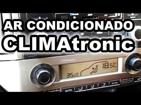 Ar condicionado digital Volkswagen CLIMAtronic - Curiosidades