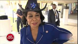 Rep. Frederica Wilson Says 'I'm A Rock Star Now'! | The View