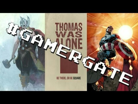 Black Captain America, Lonely Squares, Gamergate-p.o.r.n. For Breakfast video