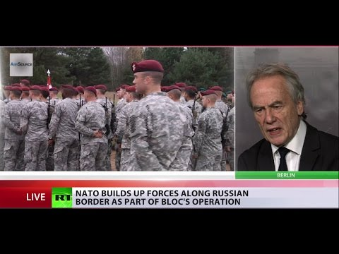 'Preparation for war, not defense against Russia' – German peace activist on NATO op in Europe