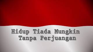 Indonesia Jaya Ciptaan Harvey Malaihollo