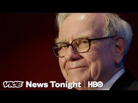 Warren Buffet Calls Lehman Brothers Failing An Economic Pearl Harbor (HBO)