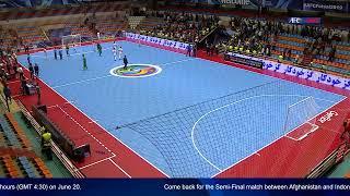 M16 Islamic Republic of Iran vs Lebanon AFC U20 Futsal Championship IR Iran 2019