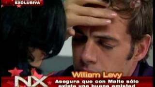 WILLIAM DESMIENTE ROMANCE CON MAITE EN NX
