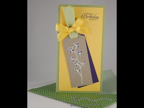 Make Any Size Envelope Using Your SU! Envelope Punch Board and Envelope Expert from The Crafty Owl #1