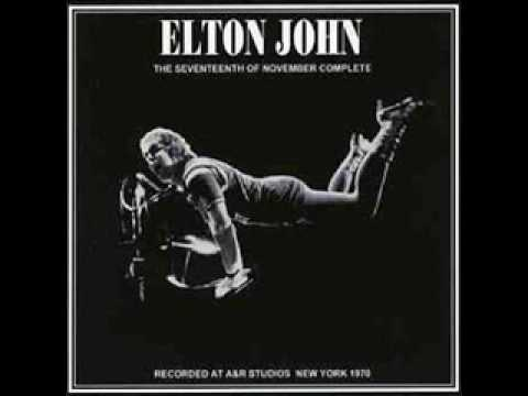 Elton John - Border Song (live A&r Studios New York City 11-17-70 Audio Only)