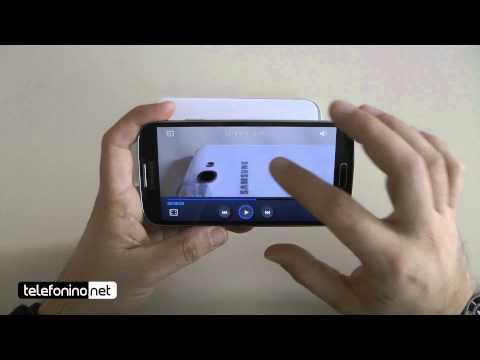 Samsung Galaxy S4 videopreview approfondita da Telefonino.net