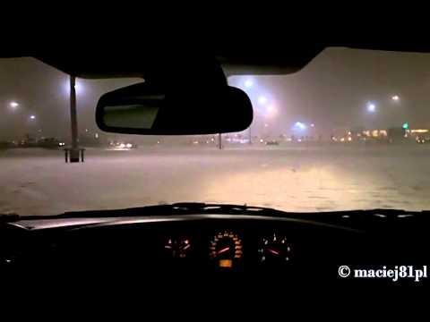 Nissan Primera P12 Snow test 720p
