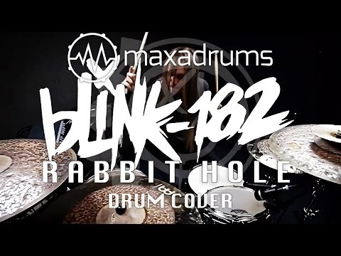 blink-182 - RABBIT HOLE (Note-for-Note Drum Cover + Transcription)