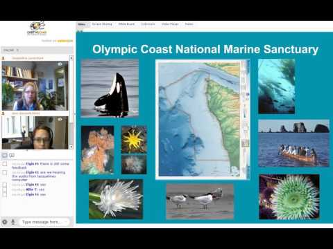 Laverdure and Bennett-Mintz National Marine Sanctuaries: Sentinels of a Changing Ocean