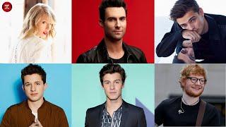 Musica Pop en Inglés 2018 | Música en Inglés 2018: Mejores Éxitos de la Música