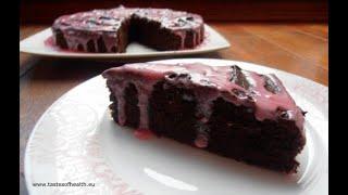 Chocolate Quinoa Cake - Chocolate Quinoa Cake - Chocolate Quinoa Cake