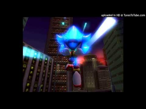 Shadow the Hedgehog - Chaos Control Boss B (Dubstep)