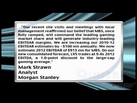 Analyst Report: Morgan Stanley Upgraded Las Vegas Sands Corp To OW, Raised PT To $29 (LVS)