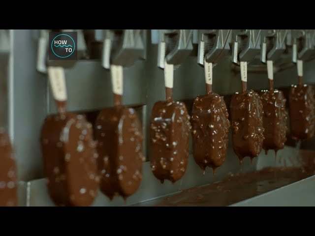 Inside The Ice Cream Factory part1 How To