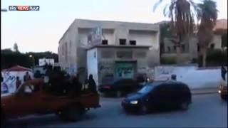 الجيش الليبي يحاصر غربان