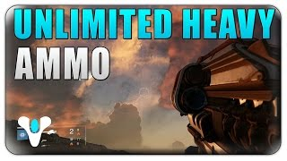 """Destiny Glitches"" - Unlimited Heavy Ammo Glitch - Destiny Heavy Ammo Glitch"