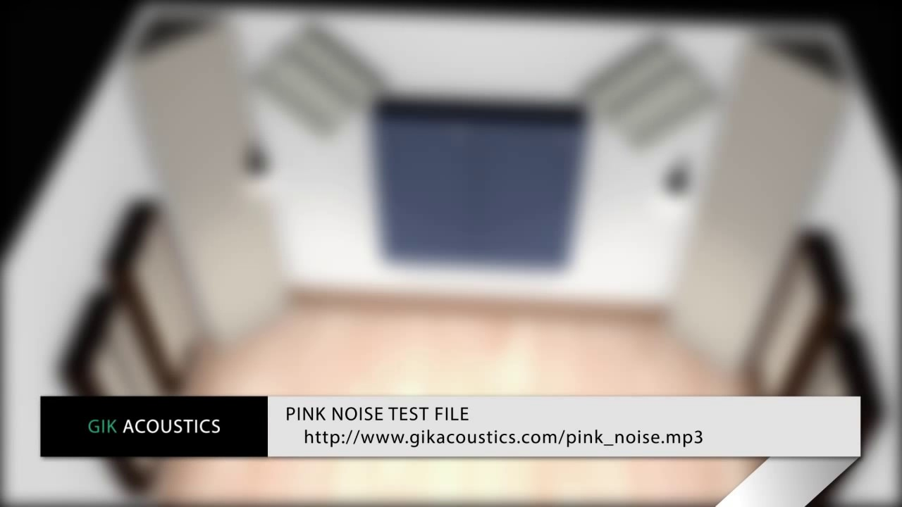 Gik Acoustics Room Testing For Bass Trap Placement Youtube