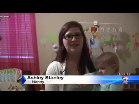 Baby and hot girl nanny camera hacked exposed - Creepy, Scary Voice nanny cam