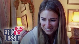 Eric Decker Gives Wedding Gift to Jessie | Eric & Jessie: Game On | E!