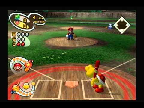 Let's Play Mario Superstar Baseball – Challenge Mode – Yoshi (Part 3)