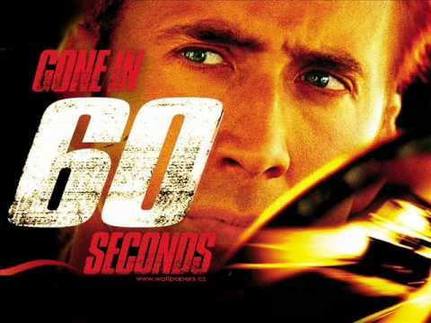 Gone in 60 seconds Soundtrack - Trevor Rabin - Boost me