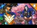 GRANDMASTER VS BRONZE! Overwatch Funny & Epic Moments 402