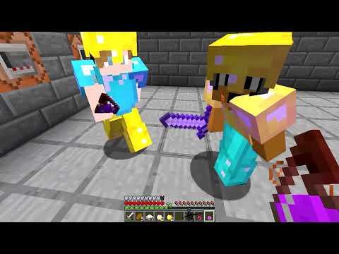 Minecraft: Aliens Desafio do Lucky Block - Batalha da Sorte