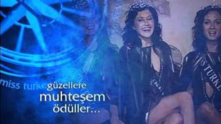 MISS TURKEY YARI FİNAL TANITIM