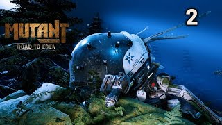 Mythical Machine - #2 Mutant Year Zero: Road to Eden FULL GAME Let's Play Gameplay