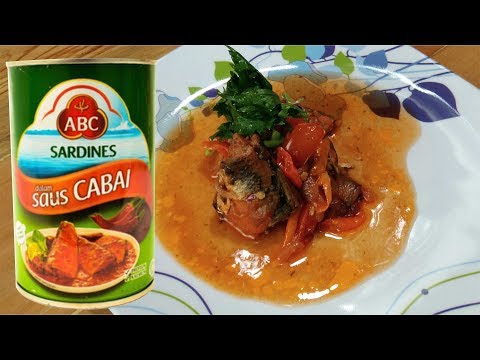 How to Cook Spicy ABC Sardine
