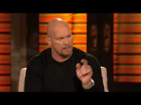 Lopez Tonight - Stone Cold Steve Austin Interview - Twitter Talk and Movie Career