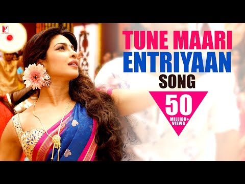Tune Maari Entriyaan - Song - Gunday video