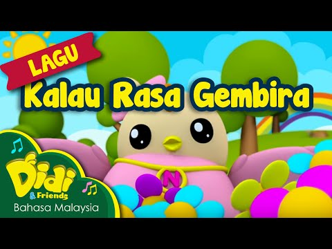 download lagu Lagu Kanak Kanak  Kalau Rasa Gembira  Didi & Friends gratis