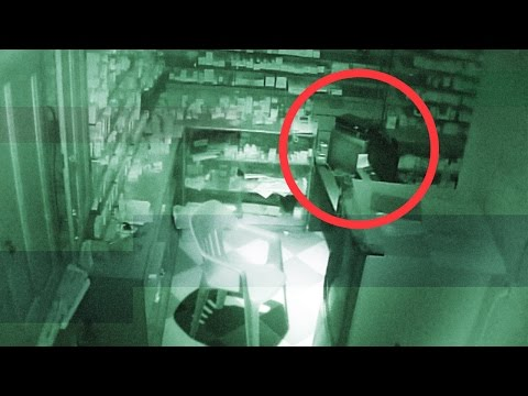 Real Ghost Caught On Tape ! (hd) Scary Footage video