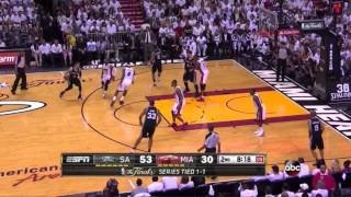 Kawhi Leonard Career Game Paced Spurs Over LeBron And Heat In Game 3