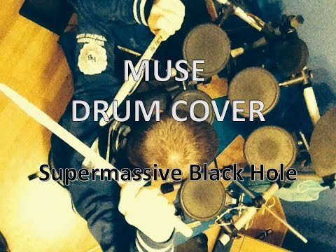 PlayDrums : Supermassive Black Hole - Muse (Drums Cover)