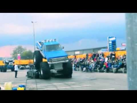 Monster car SHOW Szczecin 2015
