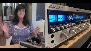 Vintage Audio Spotlight (Episode 4)...What Makes Marantz Audio So Great?