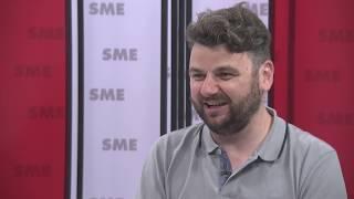 Komik Gordulič: Na Slovákoch mi prekáža sedláctvo