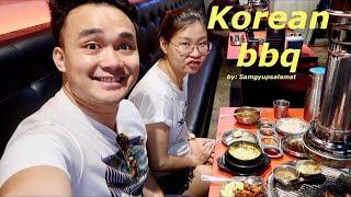 Korean BBQ / Samgyupsalamat