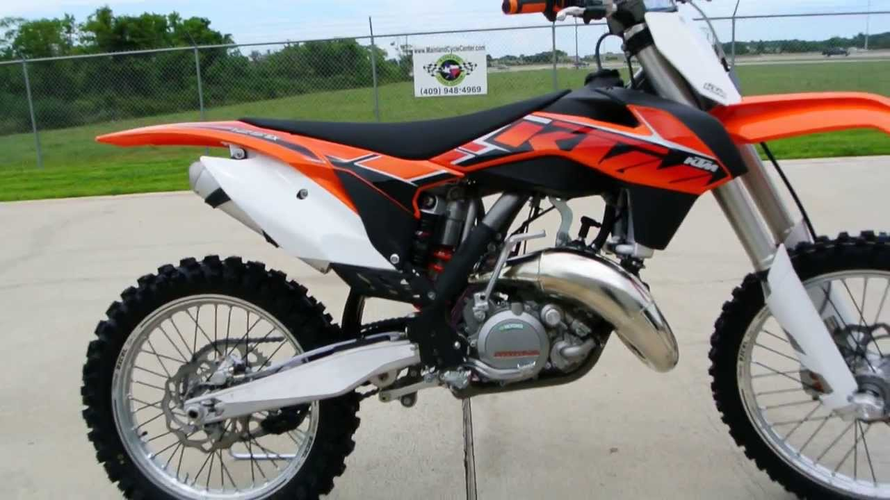 Ktm  Stroke Dirt Bikes For Sale