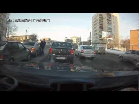 ДТП Челябинск 04.03.2013