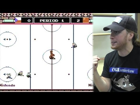 CGR Undertow - Observations and Frustrations with ICE HOCKEY