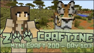Tiger Search Expedition!! 🐘 Zoo Crafting: Season 2 - Episode #103
